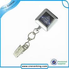 Metal Hot Selling Badge/Pull Reel with Custom Logo