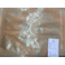 2016 nouvelle arrivée 100% Polyester Grands motifs Jacquard Peony Tissu Blackout pour Fenêtre