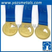 Shenzhen Fabrik benutzerdefinierte Replik Medaillen