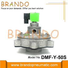 2'' DMF-Y-50S Manifold Mount Electromagnetic Pulse Valve