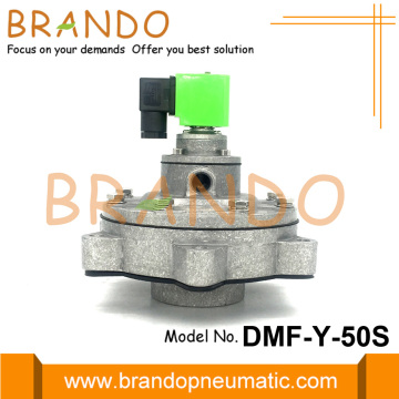2 '' DMF-Y-50S Manifold Mount Valve Electromagnetic Pulse