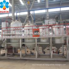 Máquina de refino de óleo de semente de uva