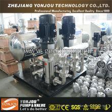 DC- Equipo de suministro de agua de construcción de presión no negativa