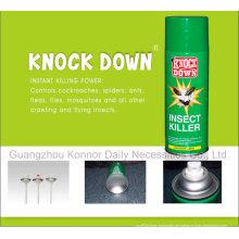 Home Produkte Knock-Down Öl-basierte Insektizid Spray