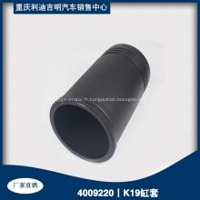 Véritable moteur diesel K19 partie cylindre linder 4009220