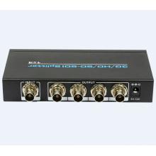 1х4 Разветвитель SDI-сигнала (в 3G/HD и SD карты)