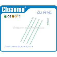 Чистой комнаты чистки полиэфира трикотажные дакроновый наконечник тампона тампон см-PS761