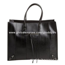 Fashion Design Pig Skin Leather Bag, Colors for Selection, OEM Order is Welcome