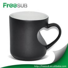 Love magic heat press ceramic mug