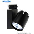 30W alta tienda de ropa CRI95 LED pendiente de seguimiento de la iluminación