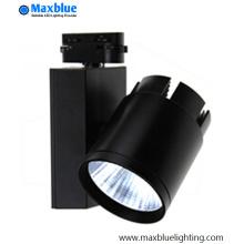 30W High CRI95 Magasin de vêtements LED Pendant Track Lighting