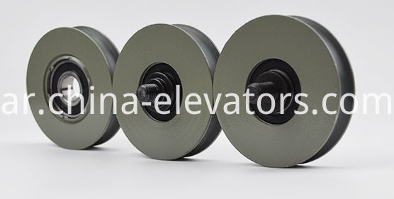 Door Hanger Roller for Mitsubishi elevators 72*15*6202