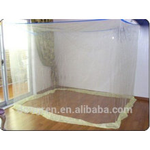100% polyester full size rectangular mosquito net