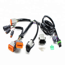 tow mirror wiring harness