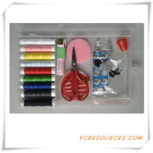 2015 Promotion Gift for Sewing Hotel Sewing Set Sewing Thread / Mini Sewing Kit / Household Sewing Set (HA20118)