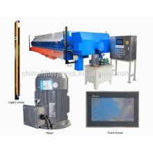 1250 chambre automatique pp filtre à eau presse