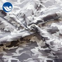 Vêtement en taffetas imprimé en taffetas de polyester