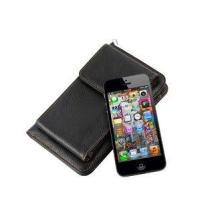 Wallet Leather Mobile Phone Case OEM Super Slim Cell Phone