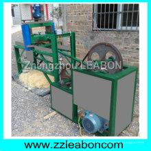 Heißer Verkauf Tier Bettwäsche Holz Wolle Maschine zum Verkauf