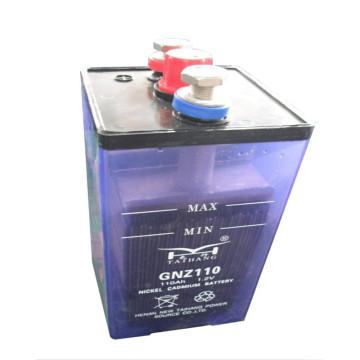 Batería de Ni-Cd KPM110 batería tipo bolsillo para UPS