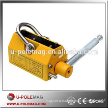 Portable strong force permanent magnetic lifter