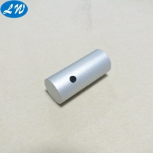 CNC turning nickel plating aluminum  lathe part