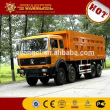 Camião basculante 5t venda superior camião basculante marca BEIBEN para venda camião basculante de alta qualidade