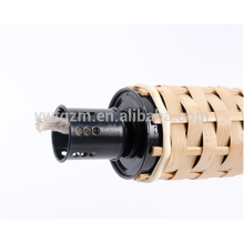 Fábrica personalizada aceptar antorcha de mano de bambú
