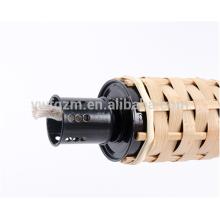 Fábrica personalizado aceitar tocha de mão de bambu