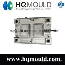 Plastic Storage Basket Injection Tool Container Mould