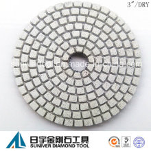 "3"" Professional Dry Diamond Polishing Pads Generation 2"