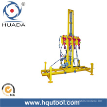 Four-Hammer Rock Driller (Heavy Type)
