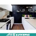 Muebles asequibles de alta calidad del gabinete de cocina del diseño moderno (AIS-K981)