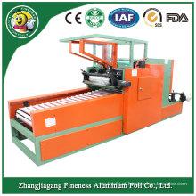 Top Quality Designer rebobinamento de fita adesiva e máquina de corte