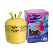 Disposable Refill 99.999% 50p Helium Balloon Gas Cylinders