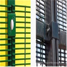 PVC Coated 358 Anti Climb High Security Fence Panels
