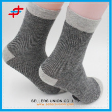 2015 new fashion Men's wool blended casual sock,high quality,simple style
