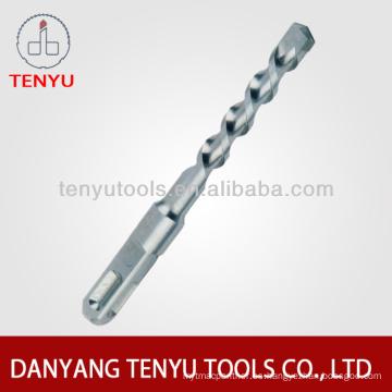 40gr steel YG8C punta SDS más brocas para ladrillo de granito de hormigón