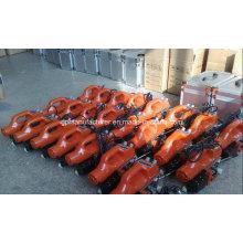 Heißes Verkaufs-imprägniernmembran-Plastikschweißen von Maschinerie