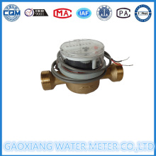 Single Jet Dry Type Pulse Transmission Domestic Water Meter