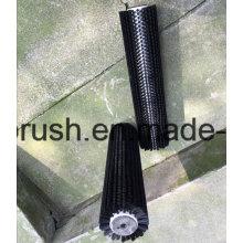 Cepillos de rodillo hexagonal con cubierta para limpieza (YY-604)