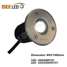 Luz do jardim do diodo emissor de luz de IP68 3W DMX