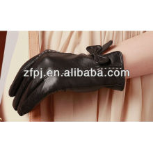 2014 lady professional finger warmer fashion glove