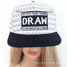 Sombrero de la moda de la ciudad del casquillo gorras de camionero