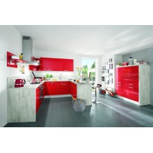 High Gloss Furniture Kitchen Cabinet (GLOE184)
