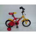 """Bicicleta de 12 """"con marco de acero para niños (1211T)"""