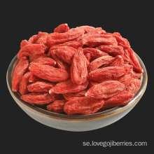 Kinesisk Traditionell Herb Goji Berry Från Ningxia