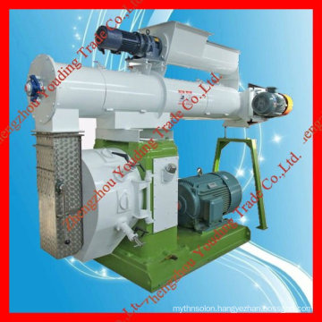automatic wood pellet extruder maker from youding