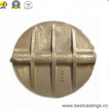 OEM Custom Lost Wax Brass Casting with CNC Machining