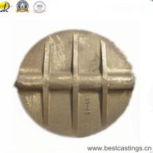 OEM пользовательских потерянного воска Латунь отливка с подвергать механической обработке CNC